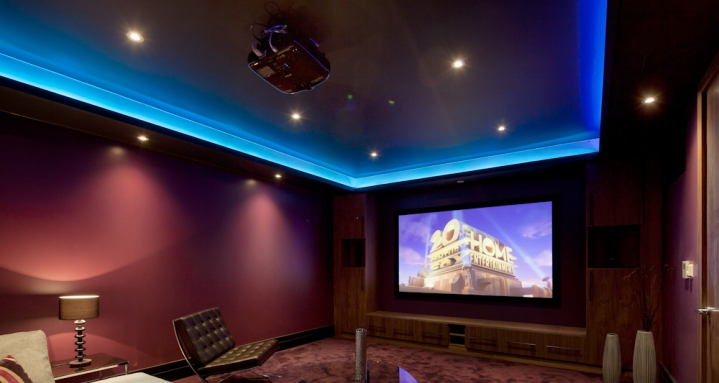 Home Cinema Epson RTI Hampstead London