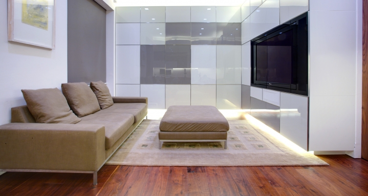 Winner of the CEDIA Best Media Room under £15,000 category in 2010