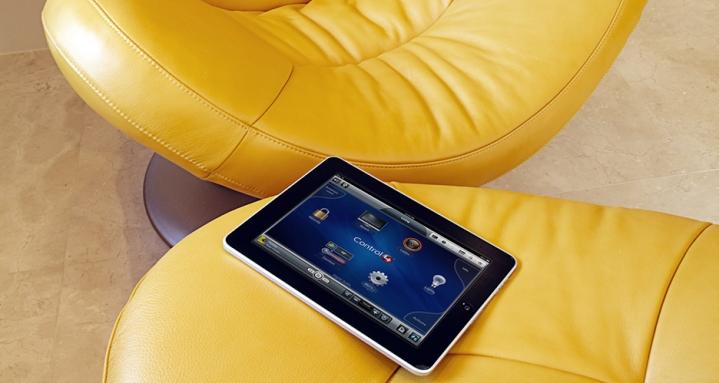 Control4 iPad App