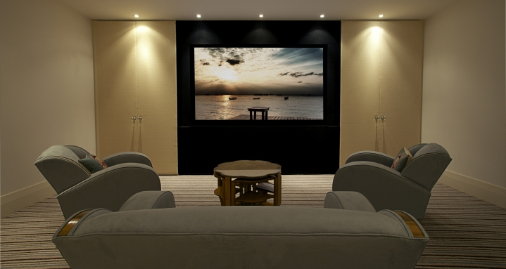Home Cinema in Marlow