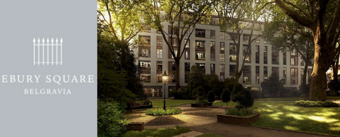 Ebury Square luxury apartments London